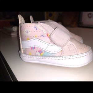 1c47977024 Vans Shoes - Infant soft bottom vans